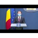 Briefing de presă susținut de ministrul Finanțelor Publice, Florin Cîțu